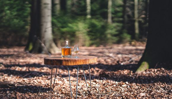 Couchtisch Eichenholz